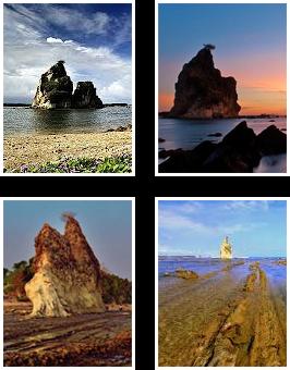 Wisata Pantai Tanjung Layar