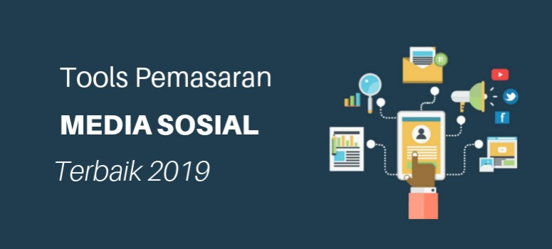 Aplikasi Marketing Sosial media Terbaik