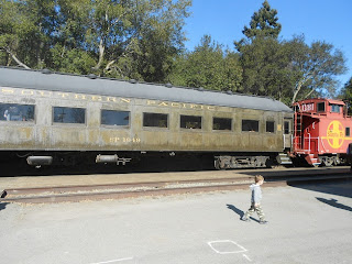 niles canyon railroad