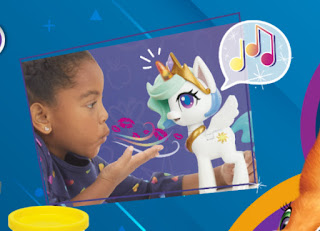My Little Pony Hasbro reveals Kiss my Unicorn Princess Celestia