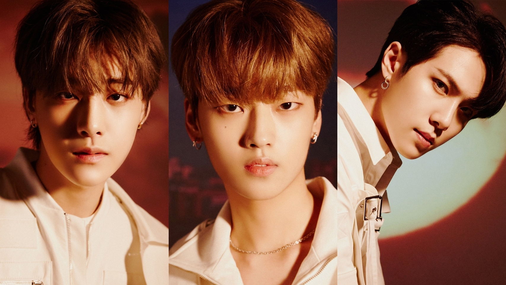 WEi's Donghan, Yongha, and Seokhwa Looks Dazzling in 'Identity: First Sight' Debut Teaser