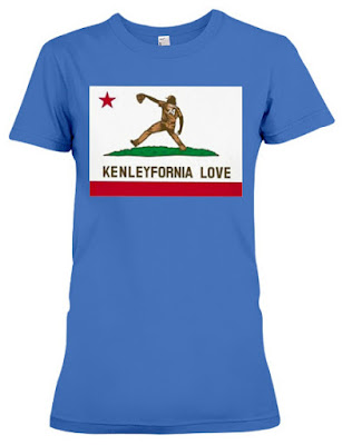 Kenleyfornia Love Shirt, Kenley Jansen Kenleyfornia Love T Shirt Hoodie Sweatshirt