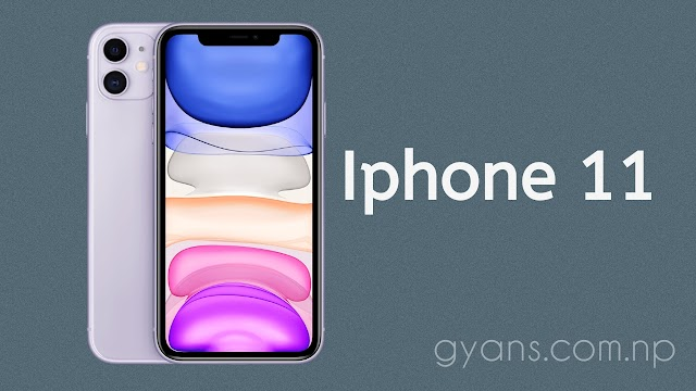 Apple launches iPhone 11- iphone 11 price Nepal - gyans Nepal