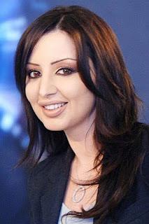 ريما صالحة (Rima Saliha)، مذيعة لبنانية، تعمل في قناة العربية