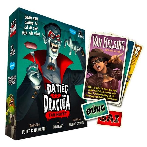 Boardgame Dạ Tiệc Của Dracula: Tân Huyết