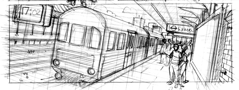 Perspective Drawing Examples Nata Helper