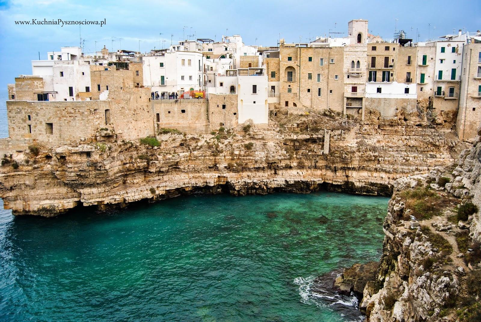 Apulia-Bari, Polignano a Mare i Alberobello z dzieckiem u boku