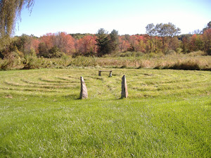 LABYRINTH IN FALL