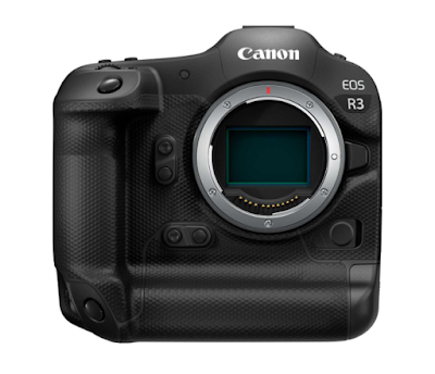 New Full-Frame Canon EOS R3 Mirrorless Camera Is On Its Way