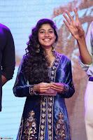 Beautiful Cute Sai Pallavi in dark Blue dress at Fidaa music launch  Exclusive Celebrities galleries 020.JPG