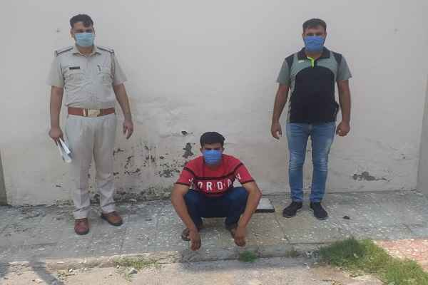 faridabad-police-crime-branch-arrested-accused-in-murder-loot-snatching