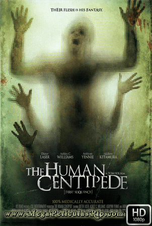 El Ciempies Humano [1080p] [Ingles Subtitulado] [MEGA]