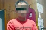 Perbuatan Bejad Ayah Kandung selama 3 Tahun akhirnya tercium Polisi