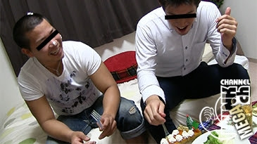 OAV436 – クリスペ☆小熊坊主とゴリの性なる夜会で…!!!