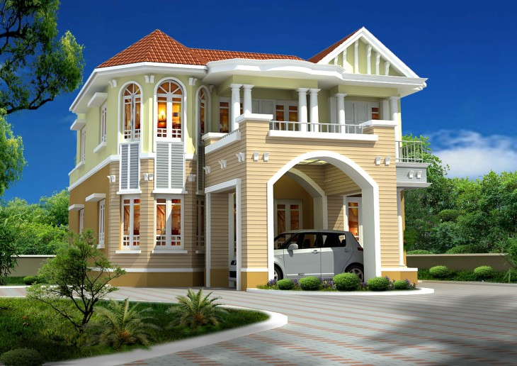 Beautiful kerala Home elevation designs from Muhammed Shamim on kerala house designs floor plans, fashion design software 3d, kerala house interior design,