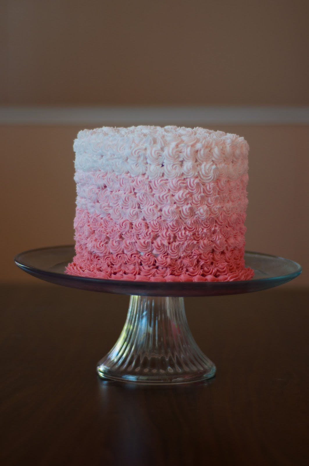 Quot How Sweet It Is Quot Cakes Shades Of Pink Birthday Cake