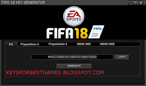 fifa 17 keygen no download