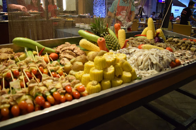Aonang Cliff Beach Buffet