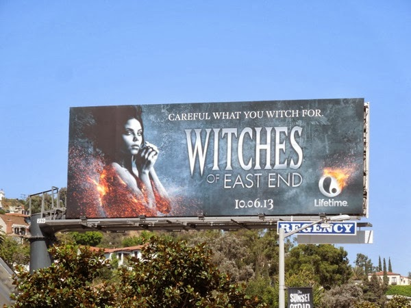 Witches East End season 1 billboard
