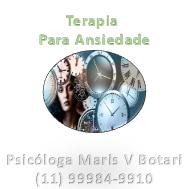 Terapia para Ansiedade ❖Psicologa Sp, São Paulo, Vila Mariana.