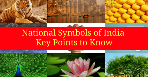National Symbols Of India Key Points To Know Bank Exams Today