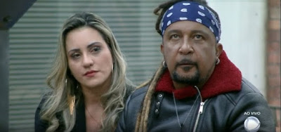 Power Couple: Tchakabum e Elaine são eliminados do  Power Couple; quem deve vencer o reality?