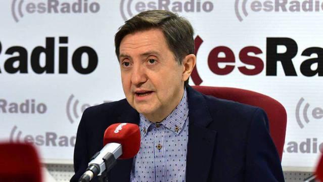 """Federico Jiménez Losantos: """"Vox o se hunde, o lo ilegalizan"""""""