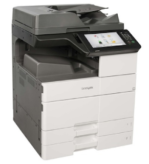Lexmark MX912DE Driver Free Download