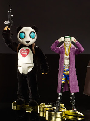 San Diego Comic-Con 2016 Exclusive DC Comics Multiverse Suicide Squad The Joker & Panda Man Action Figure 2 Pack by Mattel