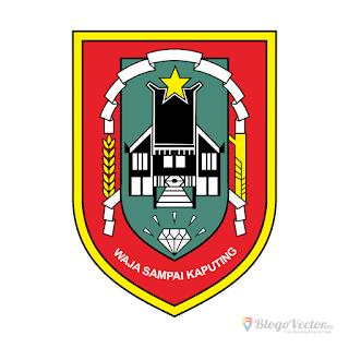 Provinsi Kalimantan Selatan Logo vector (.cdr)