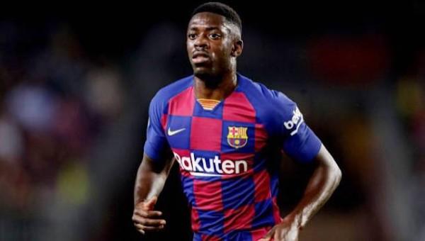 برشلونة يحسم مستقبل عثمان ديمبيلي