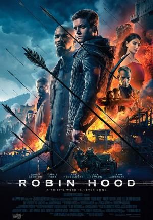 Film Robin Hood 2018 di Bioskop