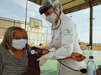 Saúde perto de casa: População foi contemplada com mutirão de atendimento médico em Ceilândia