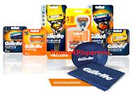 Logo '' Gillette Fusion Kit Sport '': Kit sport (asciugamano e pallone) come premio certo