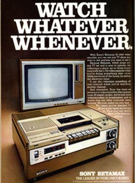 Vídeo Betamax