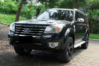Eksterior Mobil Ford Everest