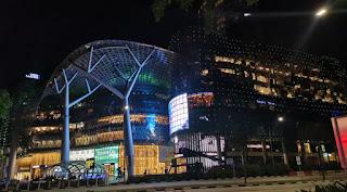 Singapur, Orchard Road.