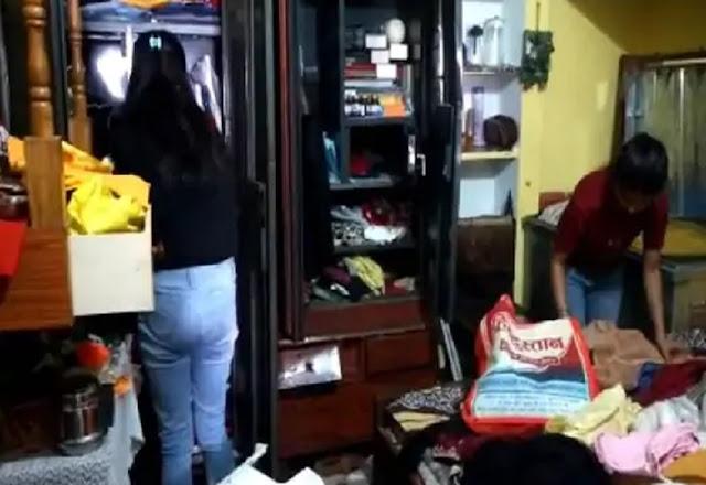 सूने घर में घुसे चोर, ले उड़े लाखों रूपए का सामान - Rewa News