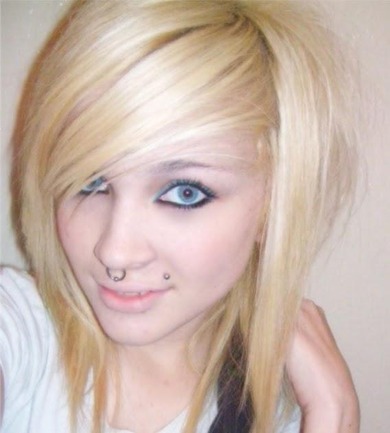 Medium Length Emo Hair Emo Girl Hair Cuts For Medium Hair