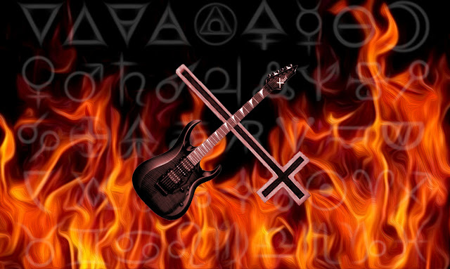 Demonios y heavy metal | Balada de los caídos | Fantasía noir