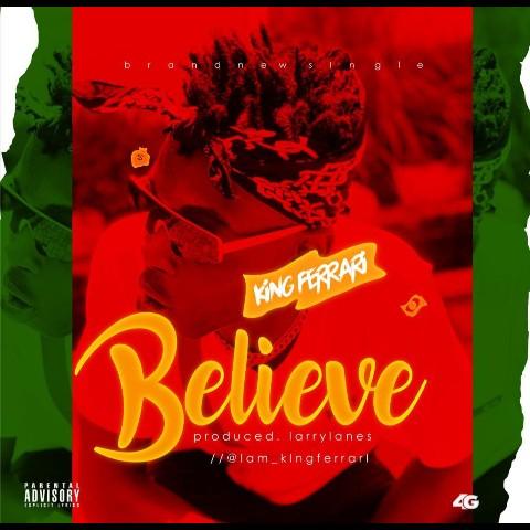 [Music] King Ferrari - Believe