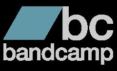 bandcamp logo black background - 240×146