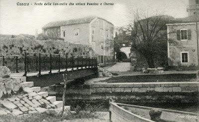 ponte di osor 1910