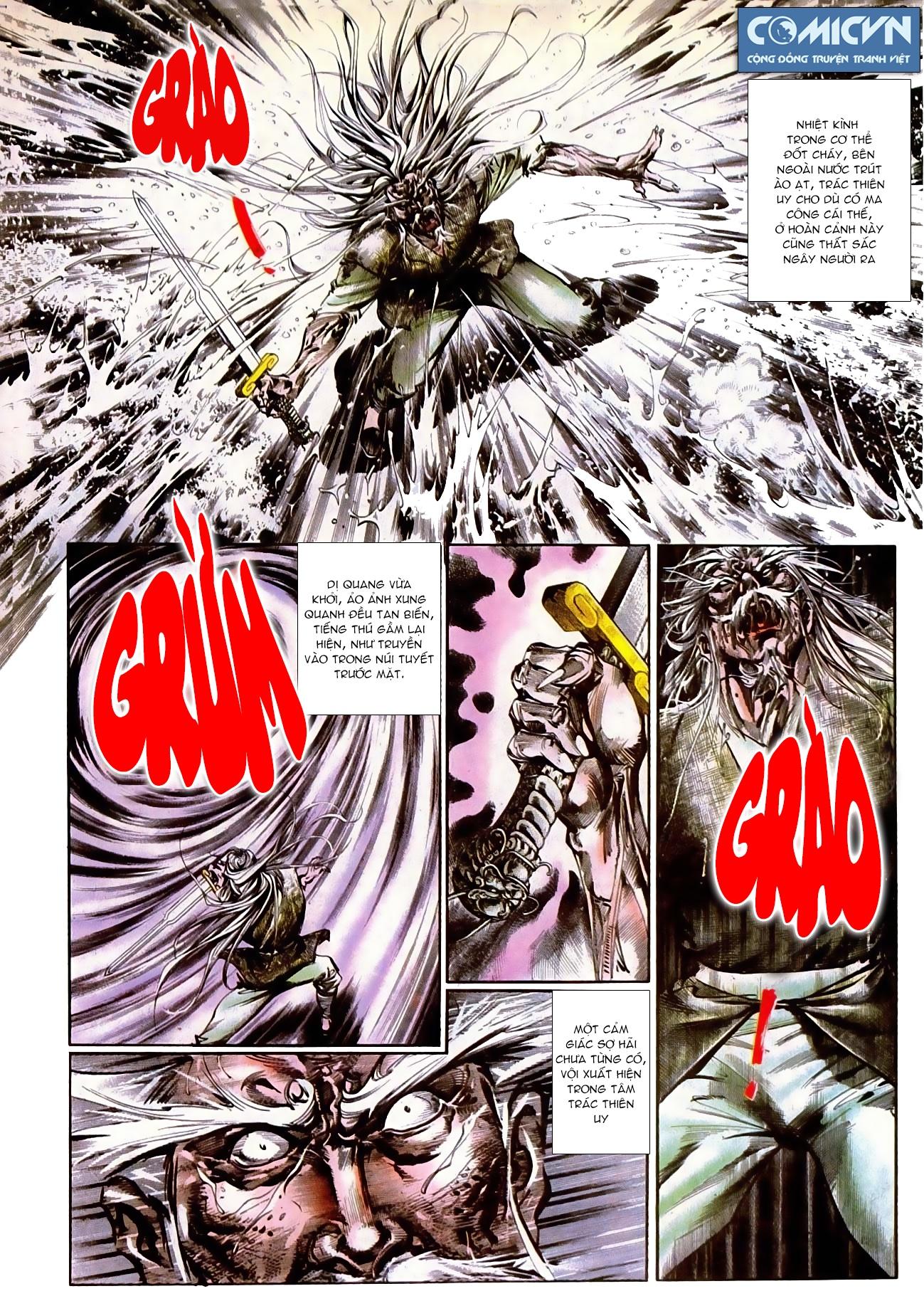 Thiết Tướng Tung Hoành Chap 272 - Trang 13