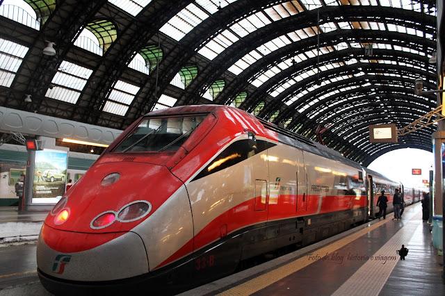 Trem - Itália