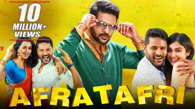 Afra Tafri -Charlie Chaplin 2 Hindi Dubbed Tamil Full Movie 2019 HDRip