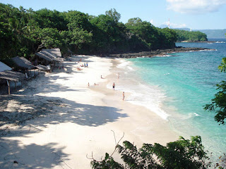 Visitindonesia; Padang Bai Beach, An Option Tourist Destinations For Visitors Inward Bali