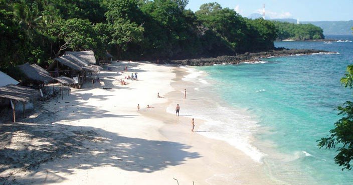 Tourist Destinations In Indonesia Padang Bai Beach An Alternative For Visitors Bali