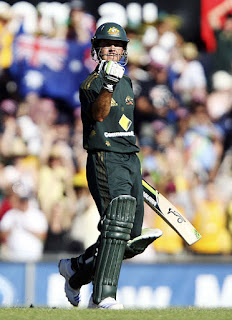 Gautam Gambhir 113   Brett Lee 5-58 - Australia vs India 10th Match CB Tri-Series 2008 Highlights