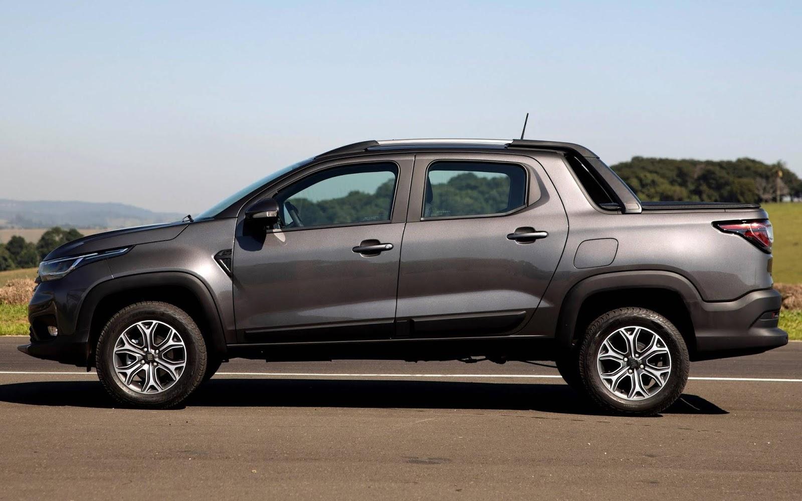 Nova Fiat Strada 2021: fotos, preços (estimados), itens de ...